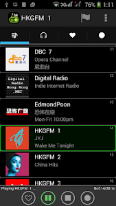 Best Hong Kong Radios screenshot 0