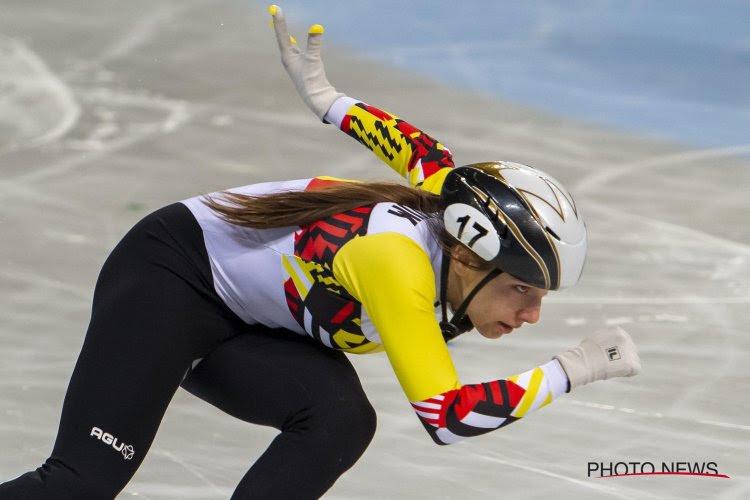 Hanne en Stijn Desmet allebei als derde geëindigd in B-finale 1.500 meter