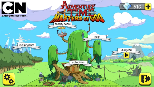 Adventure Time: Masters of Ooo MOD Apk (Unlimited Crystals) 1