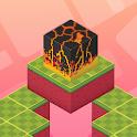 ZigZag Cube Jump icon