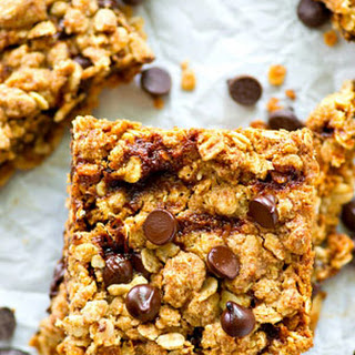 Peanut Butter Coconut Chocolate Oat Bar Recipes