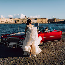 Wedding photographer Yuliya Rabkova (yuliaryaba). Photo of 14.08.2018