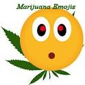 Marijuana Emojis icon