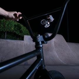 by Luke Philemon - Sports & Fitness Cycling ( bmx )