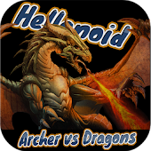 Hellanoid : Archer vs Dragons