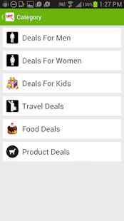 JuzDeals- screenshot thumbnail