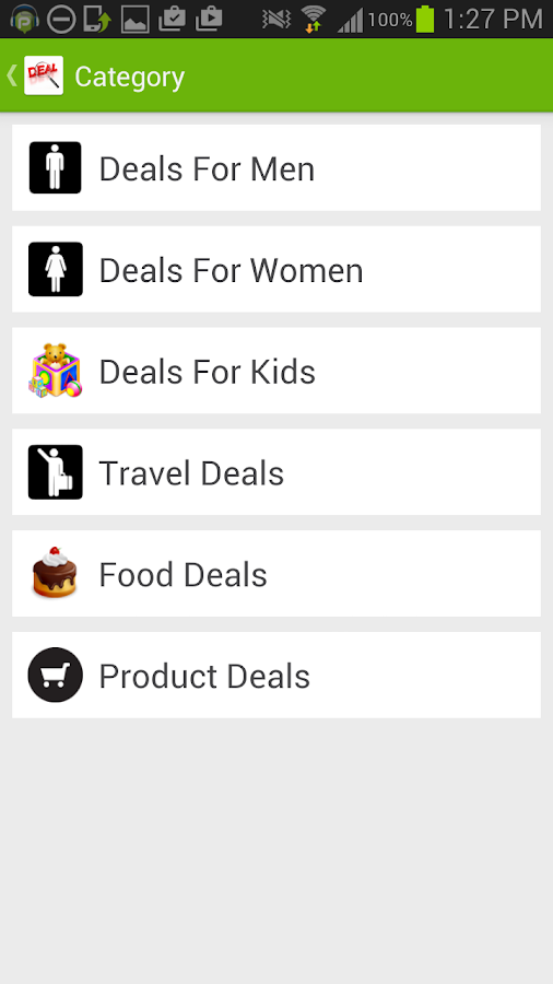 JuzDeals- screenshot