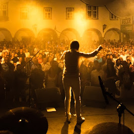 by Albin Bezjak - People Musicians & Entertainers