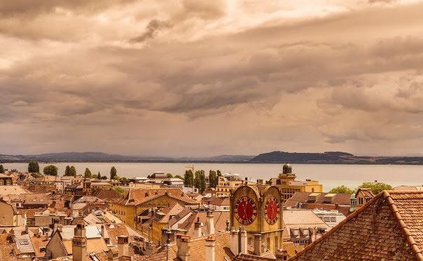 Lake Neuchâtel; Neuchâtel, Vaud, Fribourg & Bern.jpg