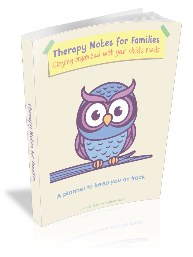 Therapy Notes for Families