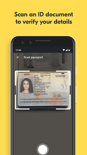 Screenshot for Yoti - your digital identity in United States Play Store