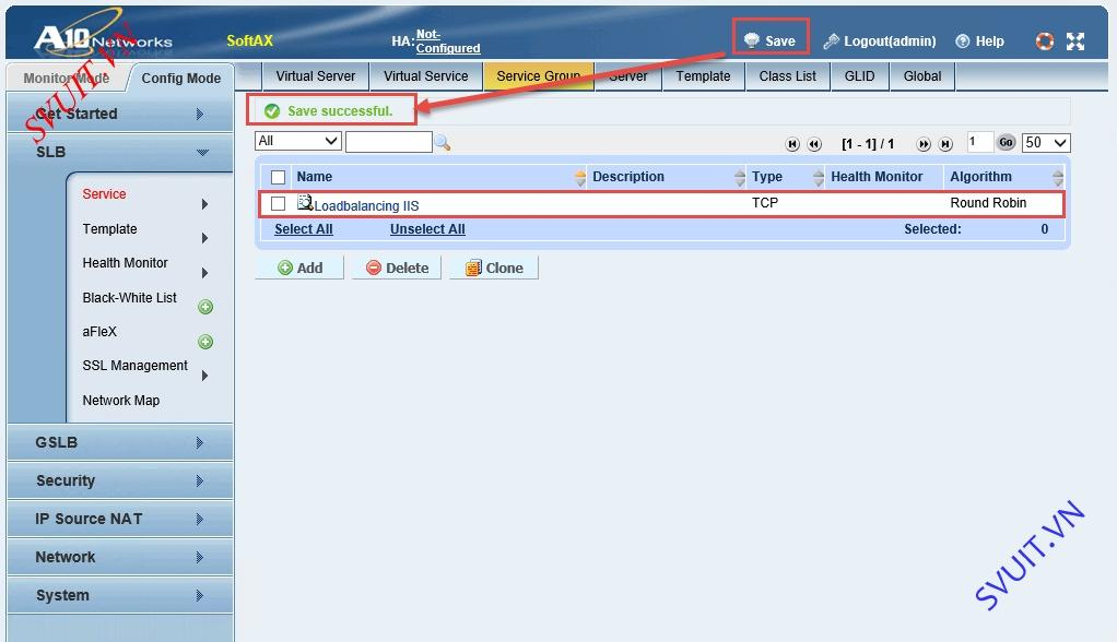 Load Balancing A10 routed mode (11)