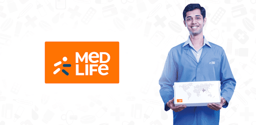 Medlife - Delivering Medicines Εφαρμογές (apk) δωρεάν download για το Android/PC/Windows screenshot
