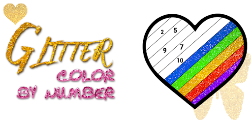 Adult Glitter Color by Number Book - Sandbox Pages for PC
