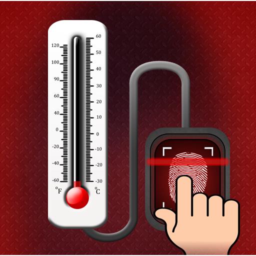 Body Temperature Guage Prank 健康 App LOGO-硬是要APP