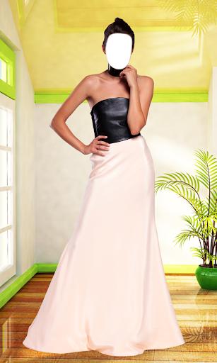 免費下載攝影APP|女子長禮服的照片蒙太奇 app開箱文|APP開箱王