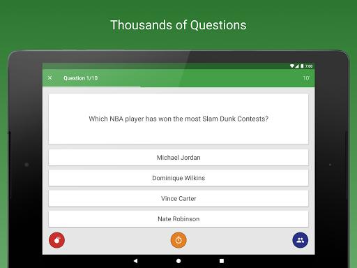 Sports Fan Quiz - NFL, NBA, MLB, NHL, FIFA + 3.1.4 DreamHackers 7
