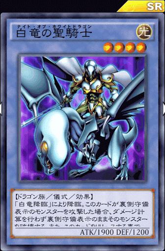 白竜の聖騎士
