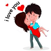 WAStickerApps: Romantic Love Stickers for whatsapp