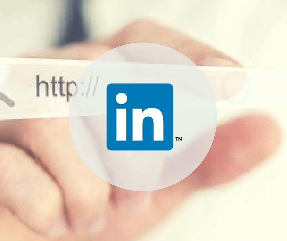 Personnaliser l'URL de votre profil LinkedIn