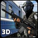 SWAT Train Mission Crime Rescu icon