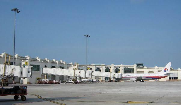 Aéroport Sultan Ismail Petra
