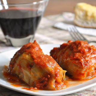 Stuffed Cabbage With Tomato Soup Recipes