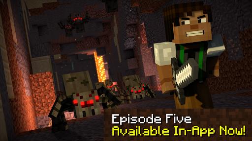 Minecraft: Story Mode - Season Two  screenshots 1