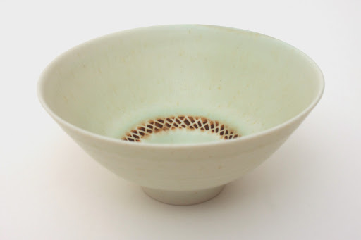 Peter Wills Porcelain Bowl 104