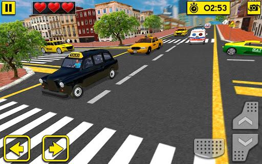 City Taxi Driving Sim 2020: Free Cab Driver Games modavailable screenshots 3