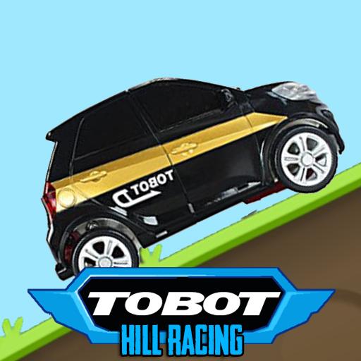 Robot Car Hill Racing