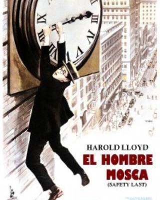 El hombre mosca (1923, Fred C. Newmeyer y Sam Taylor)