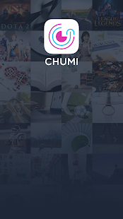 Chumi - Add group chat to your events - náhled