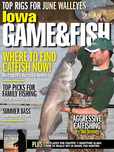 Iowa Game Fish