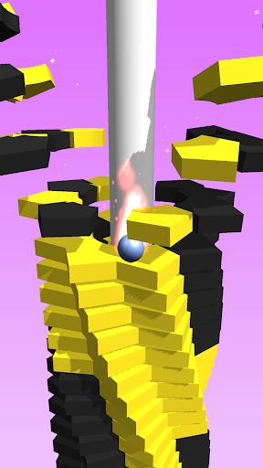 Helix Stack Jump filehippodl screenshot 1