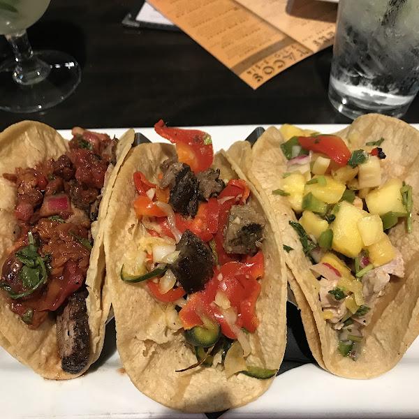GF & dairy free tacos