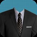 Man Suit Photo Maker icon