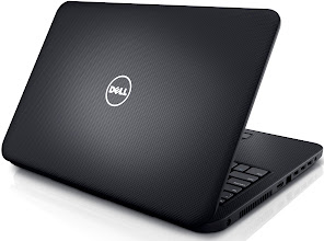 Photo: New Dell Inspiron 17 (back angle view). More details here: http://bit.ly/inspironrces2013