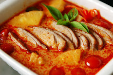 Roasted Duck Curry