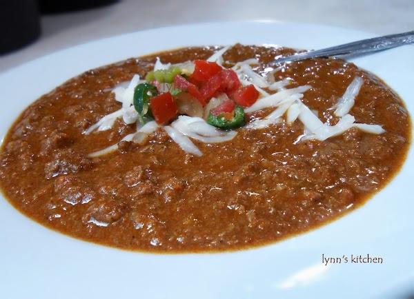 Lean And Low Sodium Chili Recipe