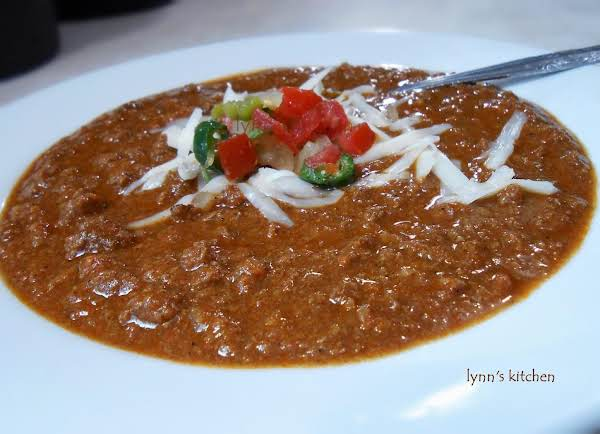 Lean And Low Sodium Chili Recipe