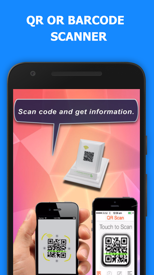 QR Code Reader - Android Apps on Google Play