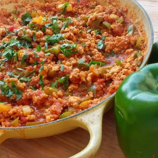 Stuffed Bell Peppers Ground Turkey Recipes
