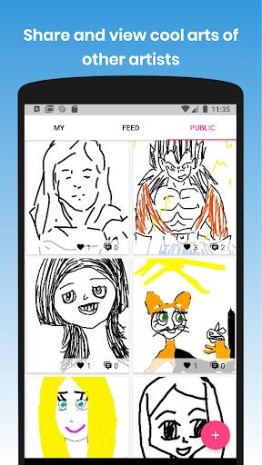 Whiteboard screenshots 1