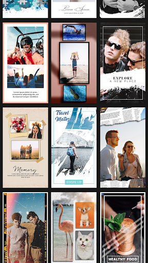 StoryPic -  Insta Story Maker for Instagram  screenshots 9