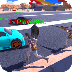 Freeroam City Online MOD APK 1 (Mega Mod)