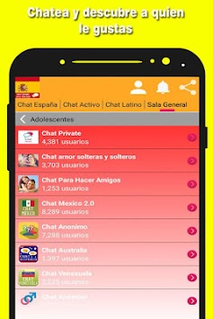 chat online anonimo