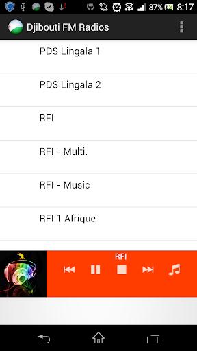 Djibouti FM Radios