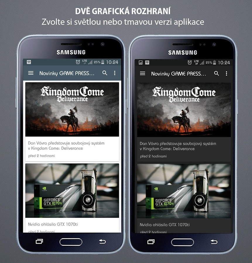Screenshots of Game Press for iPhone