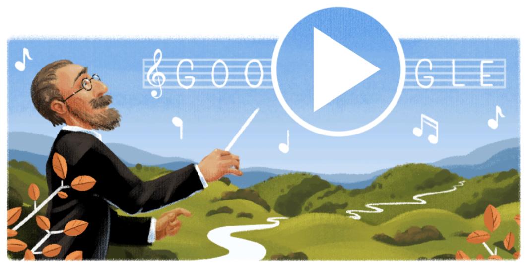 Celebrating Bedřich Smetana's 195th Birthday!